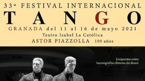 Entradas Festival de Tango de Granada, 12 de mayo