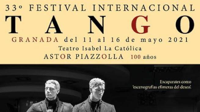 Entradas Festival de Tango de Granada, 16 de mayo