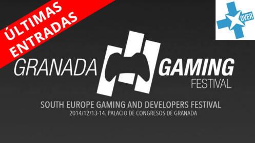 Entrada Granada Gaming Festival
