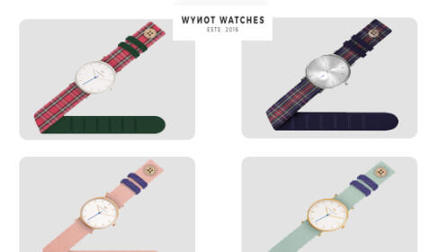 Relojes WYNOT WATCHES