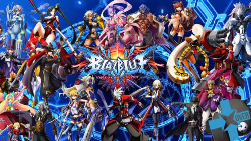 Entrada Granada Gaming + Torneo BlazBlue Chrono Phantasma