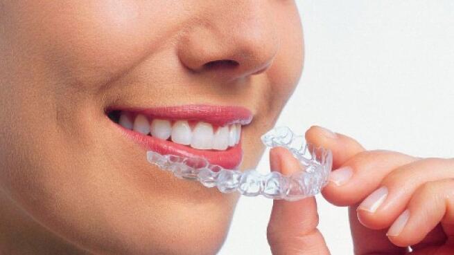 Férula descarga + limpieza dental + revisión y diagnóstico digital. Clínica Dental Trajano