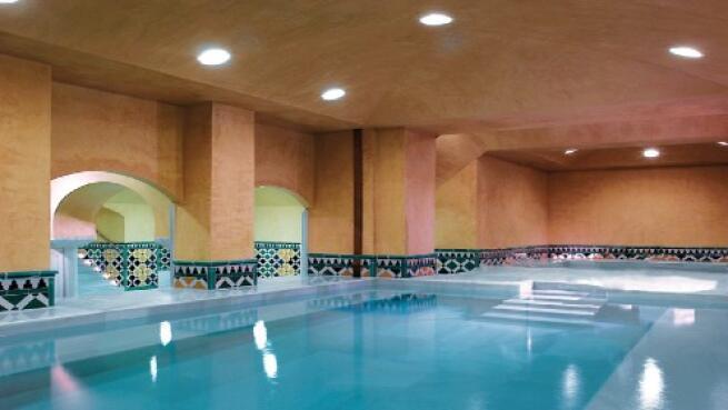 Circuito spa para 2 personas, opción a masaje, en centros Spa y Belleza de Granada