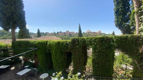 Mirador de Morayma: menú exclusivo Granada Gourmet 2020