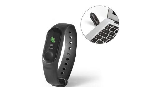 Pulsera inteligente con botón touch y Bluetooth